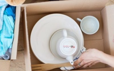 Tips On How To Pack Your Kitchen for Moving